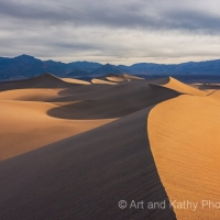 Mesquite Dunes, First Light