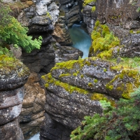 Maligne Canyon IV
