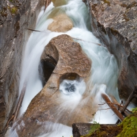 Maligne Canyon V