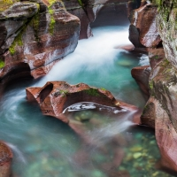 Avalanche Creek Swirl