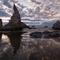 Bandon Beach Sunset 3, Oregon