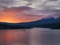 Sunrise, Glacier National Park